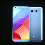 Hivatalos az LG G6
