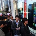 Az iPhone-őrület miatt adósodnak el a diákok Kínában