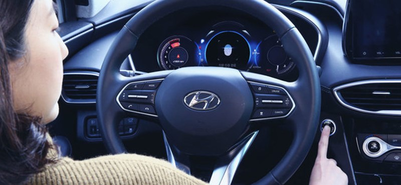 Ujjlenyomattal lehet majd nyitni és indítani a Hyundai-okat