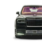 Világító hűtőrácsot kapott a hatalmas Rolls-Royce szabadidő-autó