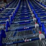 Sok árut hiába kerestek a Tescónál a britek a Brexit miatt
