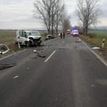 Fotókon az érdi baleset, ahol ketten vesztették életüket