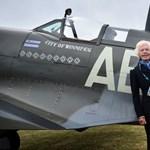 Százegy évesen meghalt az utolsó világháborús brit női pilóta