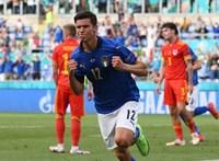 Véget értek az A csoport meccsei: Olaszország poénból verte Walest, Svájc jó eséllyel belőtte magát az Eb legjobb 16 csapata közé