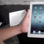 Túl nagy a kereslet - akadozik az új iPad szállítása