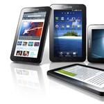Samsung–Apple-csata: a bíróság tiltotta le az új táblagépet