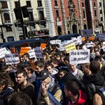 Spanyolország megbénul csütörtökön