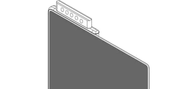 Izgalmas telefont szabadalmaztatott a Xiaomi
