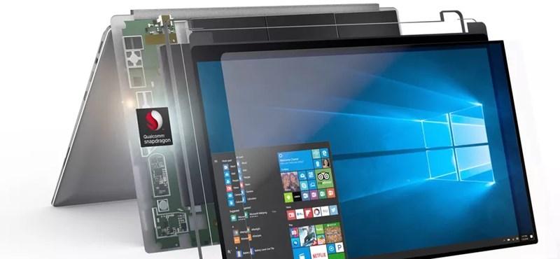 Megérkeztek a laptopok, melyek 20-22 órán át bírják egy feltöltéssel