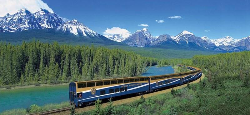 Túl az Orient expresszen: a világ legelőkelőbb luxusvonatai