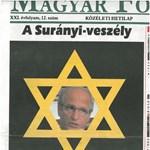 Tarlósnak feltűnt, hogy zsidóznak a Magyar Fórumban