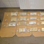 Negyedkiló heroint próbált Magyarországra hozni egy angol férfi