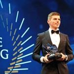 Verstappen nyerte a Forma-1 Puskás-díját
