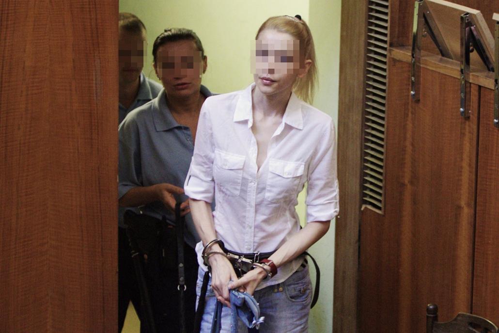Eva Rezesova első tárgyalása (zuglói Pest Megyei Bíróság) - Eva Varholíková-Rezesova