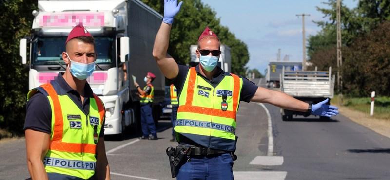 Osztrák belügyminiszter: Céges igazolással bárki kiutazhat, Magyarország lazított a szabályokon