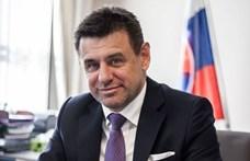Lemondott a részegen randalírozó szlovák környezetvédelmi miniszter