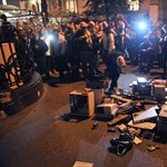 Kevés a bizonyíték: visszadobták a netadós tüntetők elleni eljárást