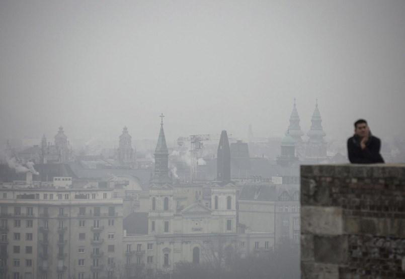 A rossz levegőminőség miatt ítélte el Magyarországot az EU Bírósága