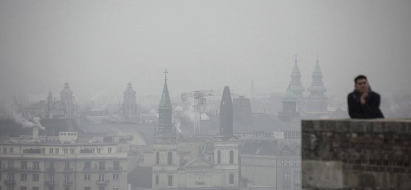 Közösségi légszennyezésmérésre buzdít a Levegő Munkacsoport