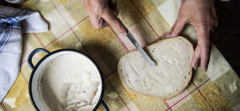 A franciák ötödének nem telik napi három étkezésre