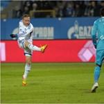 Dzsudzsák gólt szerzett és gólpasszt adott a városi rangadón - videó