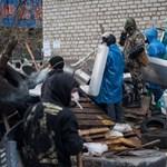 Már népirtástól tartanak a Putyinhoz forduló oroszbarát tüntetők