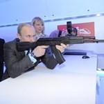 Kemény beszédet mondott Putyin a szentpétervári gazdasági csúcson