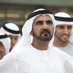 Elképesztő fotók! Luxus lóversenypálya Dubajban