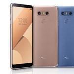 Felturbózta az LG a G6-ot, bejelentette a G6+ telefont
