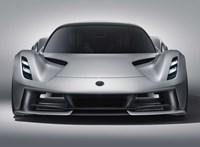 Magyarországra jön a 2000 lóerős új elektromos Lotus hiperautó