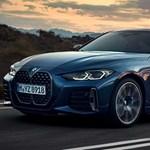Megérkezett Magyarországra a vadonatúj 4-es BMW
