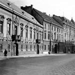 Visszaépíti az egykori királyi külügyminisztériumot a kormány a Várban