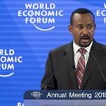 Tüzet nyitottak a Nobel-békedíjat elnyerő etióp miniszterelnök ellen tüntetőkre