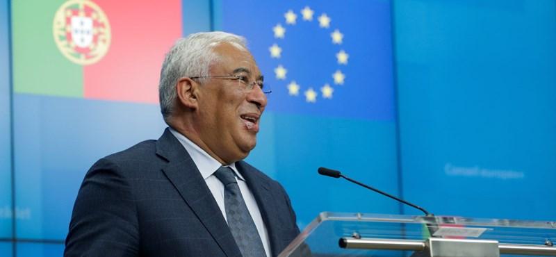 Portugál miniszterelnök: Ha nem lesz költségvetés, megbénul egész Európa