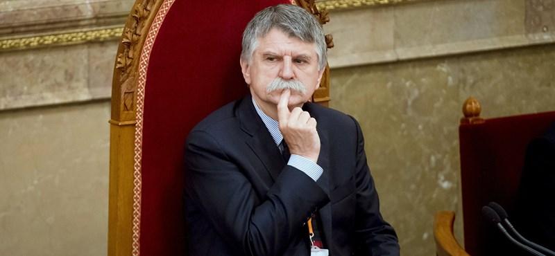 Magyar sikertörténetet lát Kövér László Kolumbiában