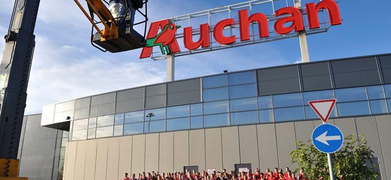 Auchanos trafikszázmilliók a felcsúti polgármester családjának