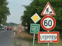 Ezeken az utakon változtak idén a sebességhatárok