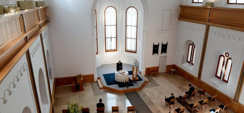 Több mint 10 milliárd forintot kap a református egyház
