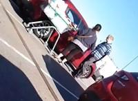 Videó: Önnel nem fordult elő, hogy egy ugyan olyan autót próbált kinyitni, mint a sajátja?