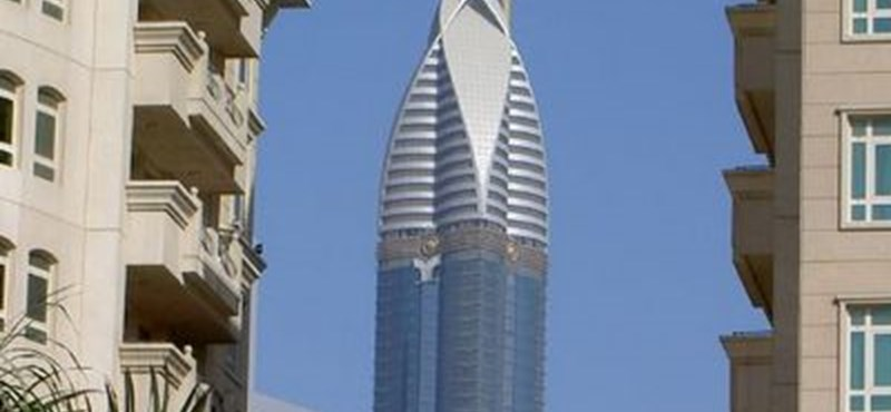 A világ 5 legmagasabb szállodája (fotókkal)