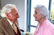 Egy fotó, amely ad némi okot az optimizmusra: Fahidi Éva és Bálint gazda egy képen