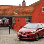 Toyota Yaris teszt: kívül kicsi, belül nagy