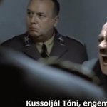 Mindenki megnyugodhat, elkészült a tökéletes köztévés Hitler-videó