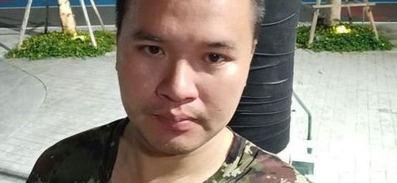 Tíz embert agyonlőtt egy katona Thaiföldön