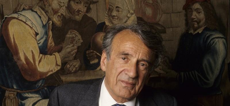 Meghalt Elie Wiesel