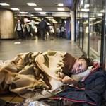 A magyarok többsége embertelennek tartja a hajléktalantörvényt