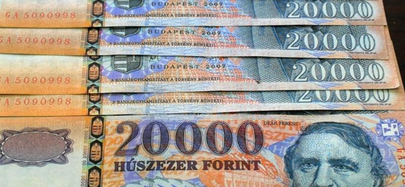 Friss: ennyit keres az átlag magyar a statisztikák szerint