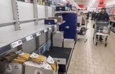 Az államtitkár szerint sokan bespájzoltak, de nem lesz áruhiány