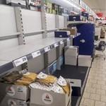 Hatalmasat nőtt márciusban a szupermarketek és patikák forgalma