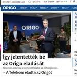 A dolgozók motiválásával és új logóval folytatódik az Origo betörése